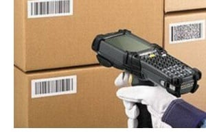 Barcode Scanning in Inform Wireless Warehouse Management