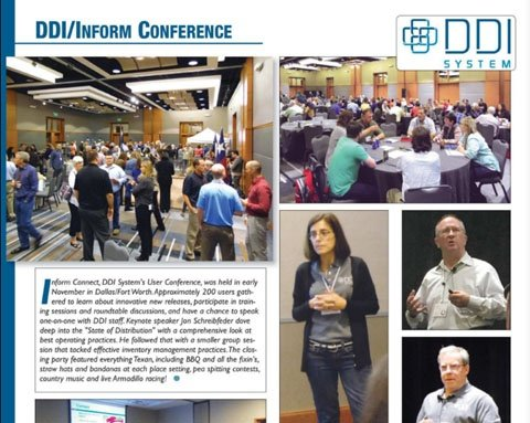 DDI System's Inform Conference - The Wholesaler Magazine