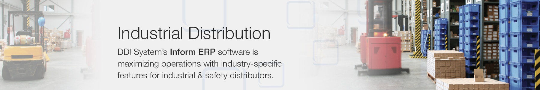 ERP software for the industrial, safety and fastener industry