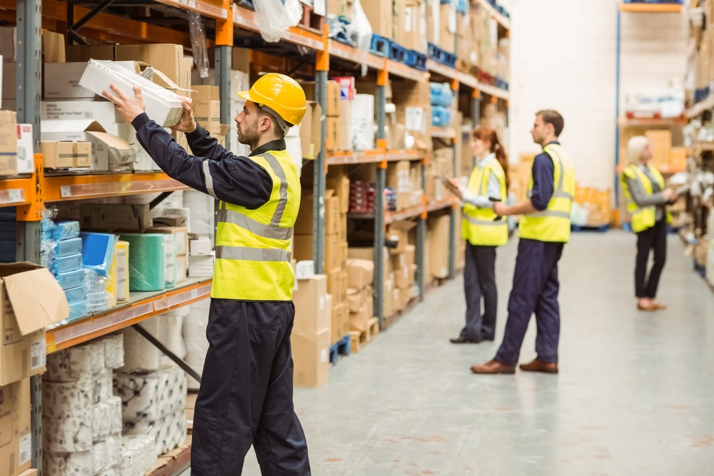 warehouse cycle counting