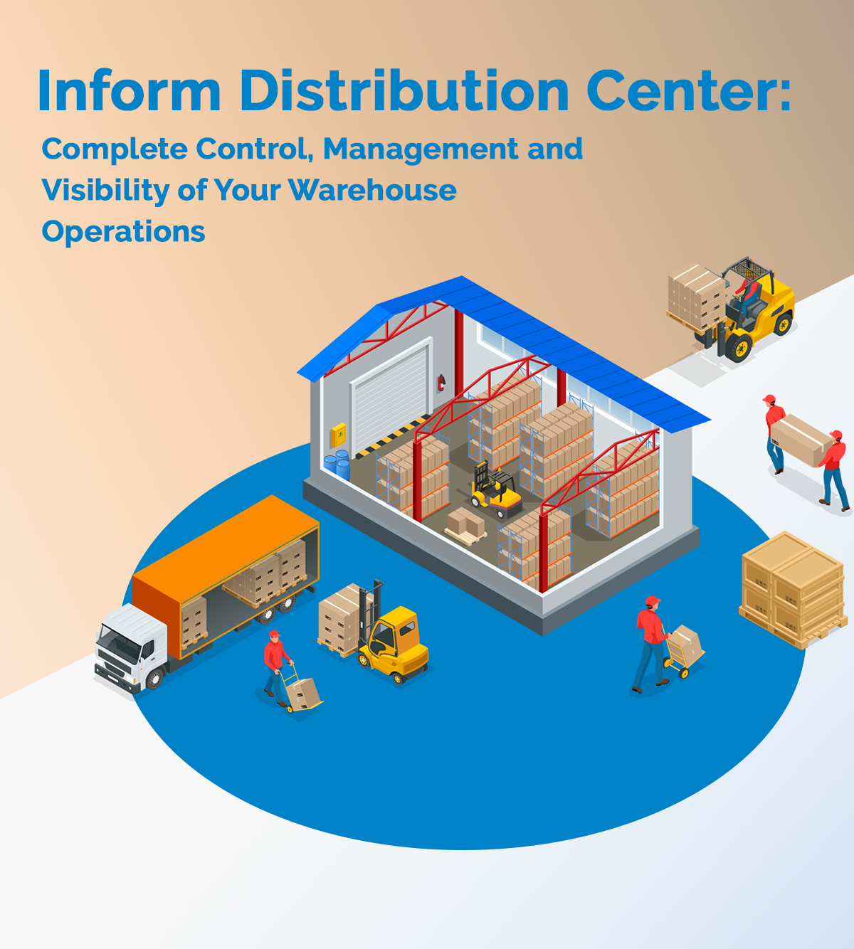 Inform Distribution Center: Wireless Warehousing Done Right